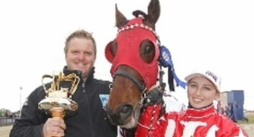 Tritton's three-pronged Warragul trots attack